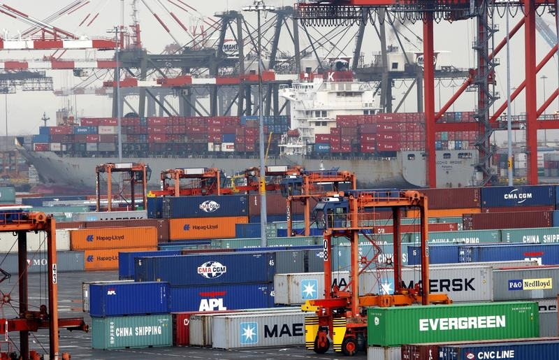 U.S. import prices post biggest gain since 2012