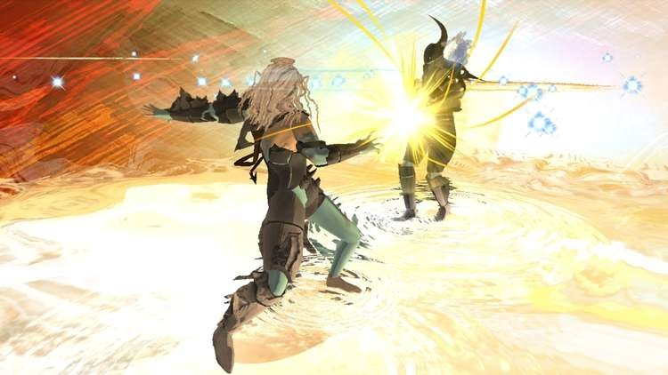 El Shaddai is coming to PC 10 years after it launched on consoles