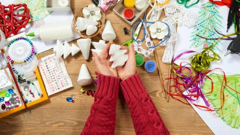 How Arts And Crafts Can Enrich Your Life